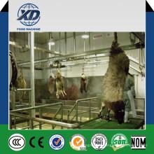 Linha Halal de cabra e ovelha e máquina de abate de linha deslumbrante