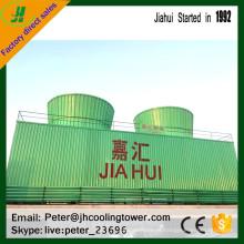 a torre refrigerando industrial da resistência de alta temperatura para o material do frp / grp indústria química usou o refrigerador de água