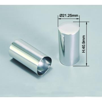 Oem aluminum perfume cap for cosmetics packaging