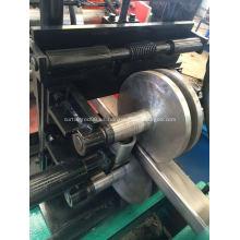 Rollo de puerta persiana enrollable automática que forma la máquina