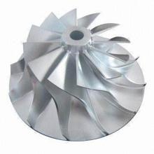 Outillage CNC pour pièces de machines