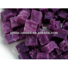 Déchet de pommes de terre violet congelé