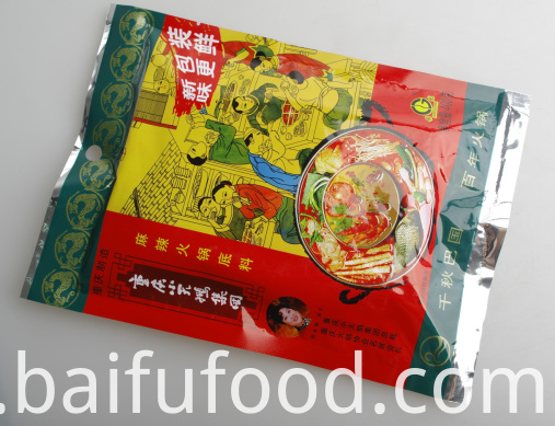 Chongqing spicy hot pot bottom material 400g