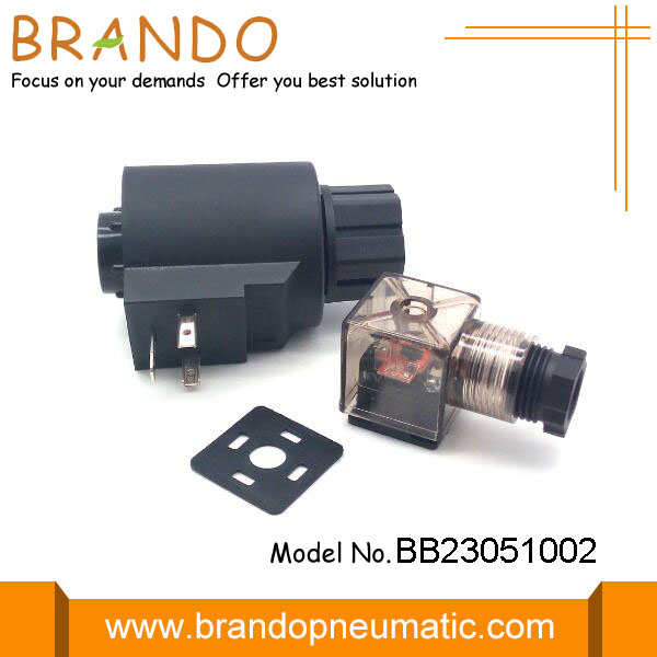 High Heat-resistant PBT Skeleton Solenoid Coil