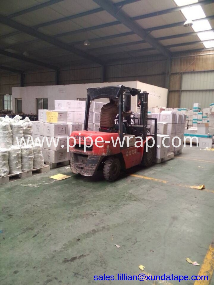 anticorrosion pipe wrap tape887