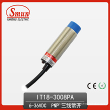 Proximity Switch General-Purpose (IT18-3008PA)