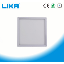 8W Rimless Square Surface Mounted Led Panel Light