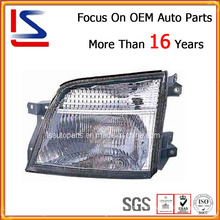 Lámpara de cabeza para Nissan Urvan / Caravan E-24 ′02 E-25 ′05