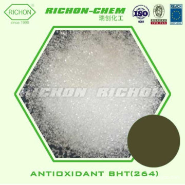 RICHON Rubber Chemical Antioxidant CAS-Nr .: 128-37-0 264 2,6-Di-tert-butyl-4-methylphenol Antioxidans BHT (264)