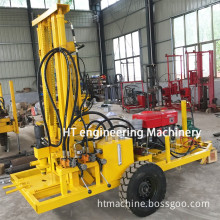 2016 New Designed Hot Sale Hydraulic Water Well Drill Rig Machine