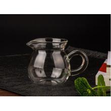 Resistência ao calor Vidro Tea Divider Mini Tea Pot