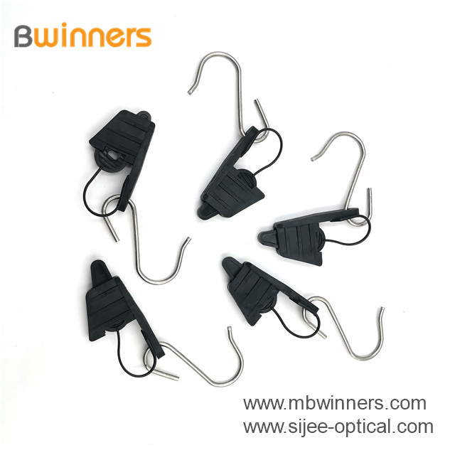 Fiber Optic Cable Clamp