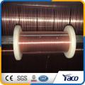 Malha de arame de cobre pura de alta qualidade, rede de fio de cobre