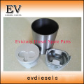 ISUZU engine parts piston 3LB1 piston ring