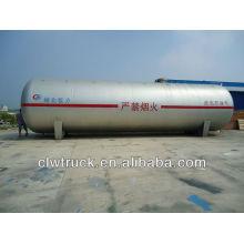 Резервуар для хранения LPG с горячим резервом