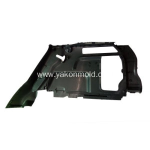 Automotive door system Plastic injection molding