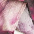 Fashion printing digital silk satin scarf