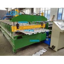 Machine de formage de rouleaux de profil en acier, machine à formater un rouleau à froid en métal