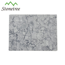 White Rectangular Marble Chopping Board