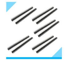 Embases à broches à double rangée de 2,5 broches de 2,54 mm