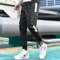 Polyester Cotton Men's casual trousers