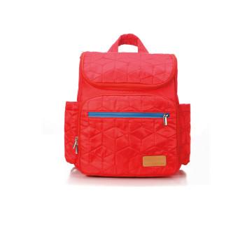 Einfache farbige Wickeltaschen