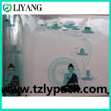 Buddha, Heat Transfer Film for Plastic