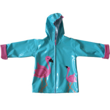 Nice Kids PU Raincoat