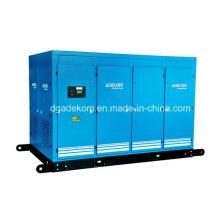 Compresseur d'air à vis à air comprimé à deux temps à pression moyenne (KHP250-18)