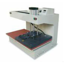Semi automatic heat press transfer machine