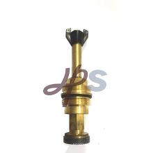 Núcleo de válvula de latón para válvula de cierre PPR