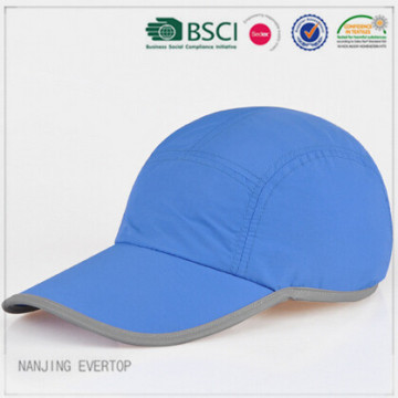 Adult Blue 5 Panels Golf Cap