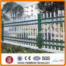 Steel Galvanized Metal Palisade Fencing