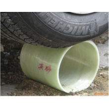 GRP Mortar Pipe Used for Wastewater and Oil