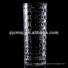 K9 crystal vase for home decoration and wedding favor