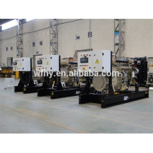 Popular sale Open type 160KVA diesel generator