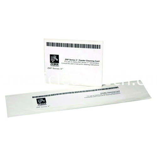 Zebra 105999-302 Cleaning Card Kit for ZXP Series 3