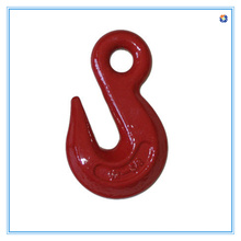 Eye Grab Hook Made of Carbon Alloy Steel Forged Part