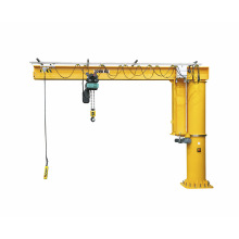 7 ton machine free standing jib crane prices
