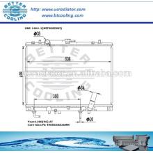 Radiateur pour Mitsubishi L200 96-00 2.5TD AT OEM: MR571147