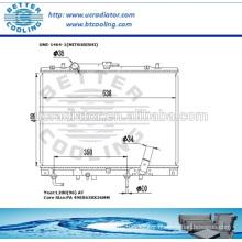 Radiator For Mitsubishi L200 96-00 2.5TD AT OEM: MR571147