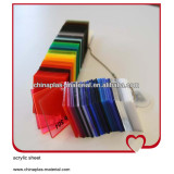 thermocol plate Extruded PMMA sheet