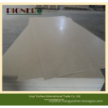 2-5mm Hot Sale Plain MDF