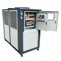 air cooled chiller system industrial cooling machine