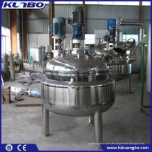 KUNBO 50-10000L Edelstahl Lebensmittel Flüssigkeit Medizin Mixer Mischbehälter