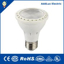 Cool White 220V GS E26 8W SMD LED PAR Lamp