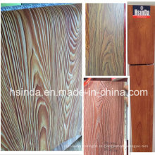 3D Stable High Imitation Wood Effect Heat Transfer Powder Coating