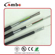 100% Fluck probado de alta calidad fibra óptica Cable CMR Riser / Plenum