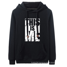 2016 Hot Sale Custom Printed Men Pullover Hoodies