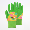 Colorful Kids Rubber Safety Gloves